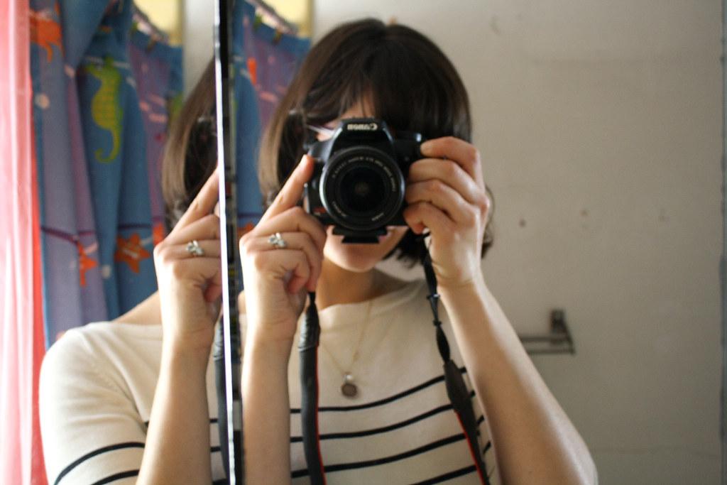 P mirror me camera