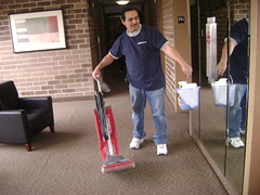 Commercial Cleaning at Montgomery Village