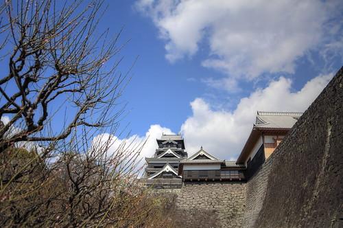 Kumamoto Castle HDR #2