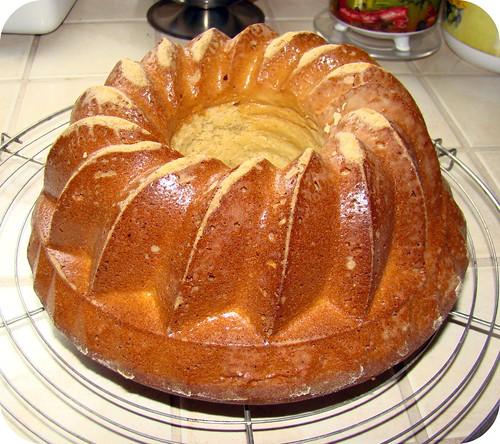 Baileys & Mascarpone cake