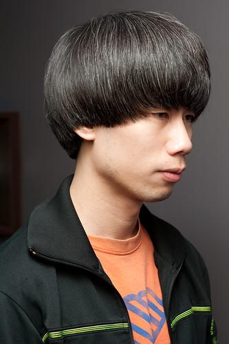 【男生髮型】這個型....就這樣