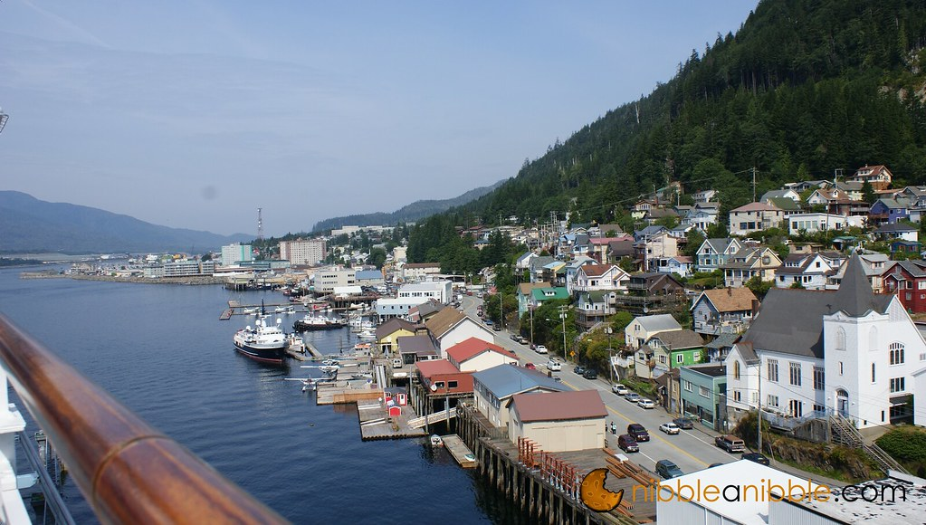 Ketchikan from Ship