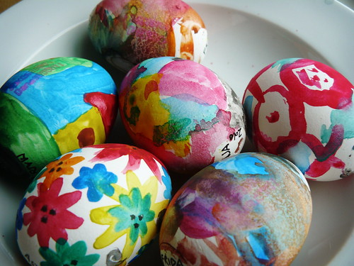 This year's Easter eggs