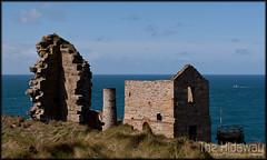 Levant mine (Simon Bone Photography) Tags: sea sky stone buildings tin coast ruins cornwall mining coastal cornish tinmines enginehouse canon1740l canon30d levantmine wwwthehidawaycouk