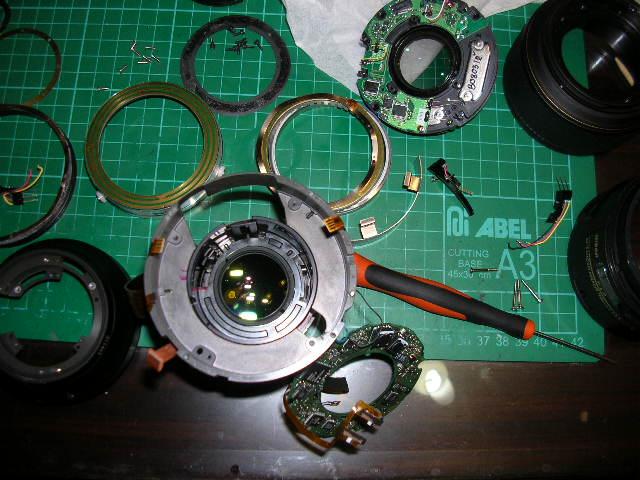 Nikon 105mm f2.8 VR Micro 亂拆!