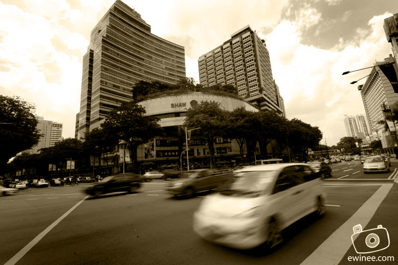 Ion-Orchard-junction