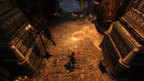 Castlevania Lords of Shadow castillo