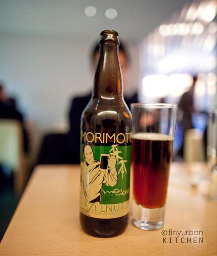 Morimoto beer