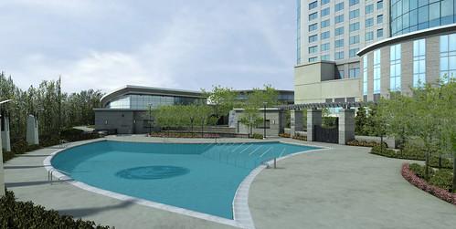 Foxwoods - MGM Grand Pool