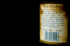 Wines - Gattinara Sormani 1979