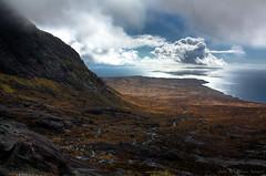 (TomisTaken) Tags: uk sea cloud skye coast scotland highlands isleofskye glenbrittle isleofrum inaccessiblepinnacle isleofcanna bualintur