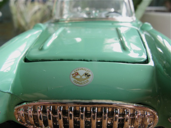 mint green 1957 corvette 004