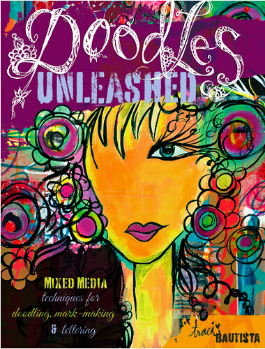 Doodles UNLEASHED...my new book coming January 2012!!