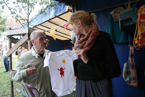 IJverige Wijven /buurtfeest Sint-Amandsberg 18 juni 2011