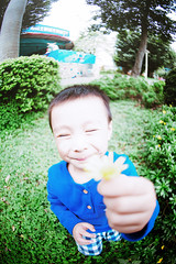 _DSC1438 () Tags: portrait kids children child d fisheye kawaii 16mm f28  littleboys 1628    superwideanglelens  d3s nikonaffisheyenikkor16mmf28d   thetaipeichildrensamusementpark