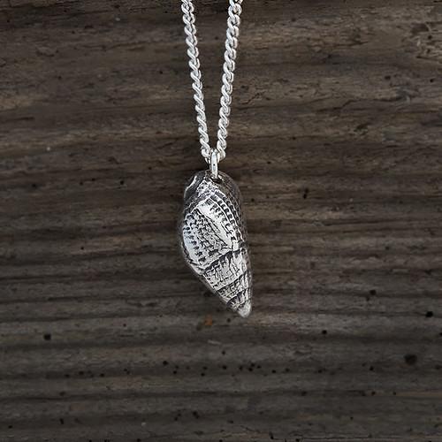 Silversnäcka