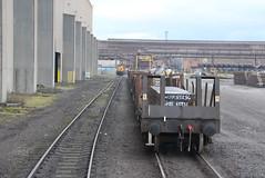 IMG_0791  British Steel, Scunthorpe (SomeBlokeTakingPhotos) Tags: britishsteel steel steelworks steelmill steelindustry stahlwerk stahl heavyindustry manufacturing industrialrailway torpedocar