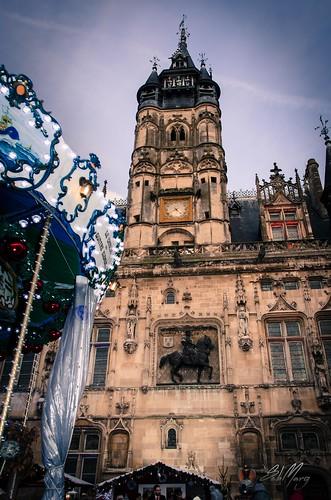 Marché de Noël de Compiègne