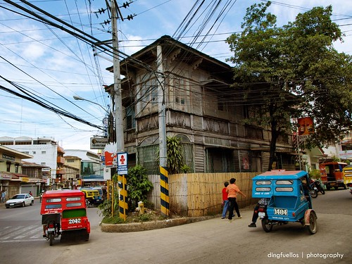That old house in Tagbilaran