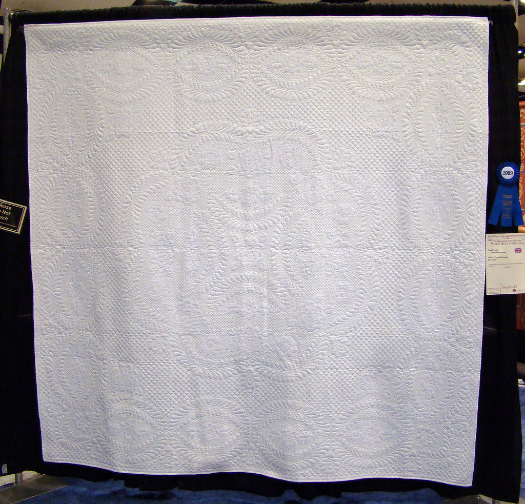 DSC02735 Quilt 9507 Crystal Dreams by Sandi Lush