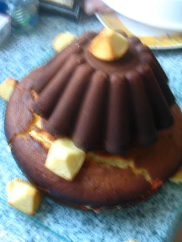 Le gâteau de Pavel