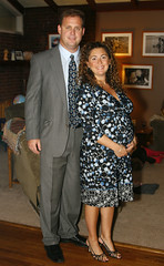 Shawn and Heather (d13vk) Tags: twins babies heather pregnant shawn krueger bostwick twinbabies
