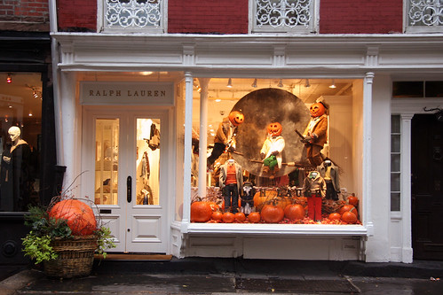 Halloween Windows
