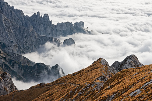Over the Clouds by Pierpaolo..