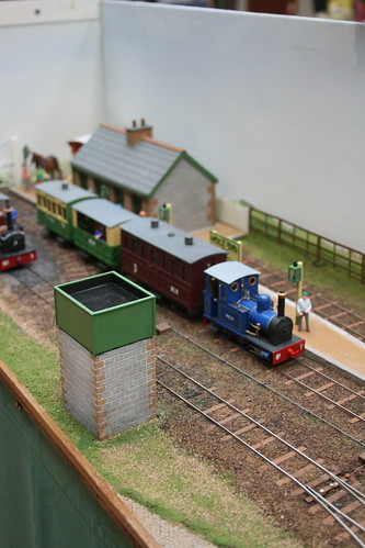 Willowdale Light Railway - 1:50 scale, 18.2mm gauge