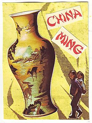 China Ming!