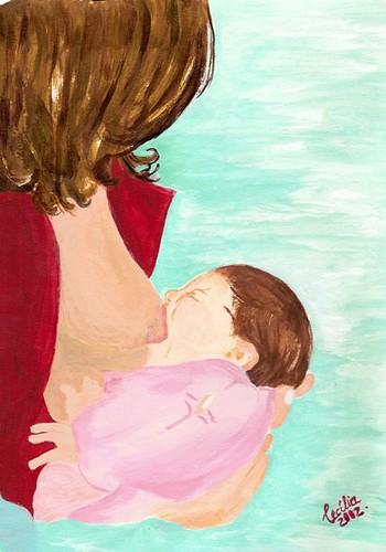 expo lactancia - mama, teta!