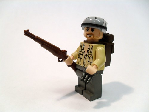 Post-Apoc Rifleman