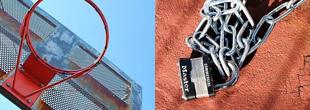 Hoop & Chain