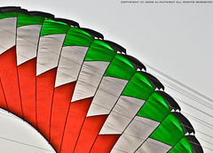 Kite Flying Kuwait Falg -    ( - Al-Mutairat ) Tags: kite flying kuwait  falg mywinners