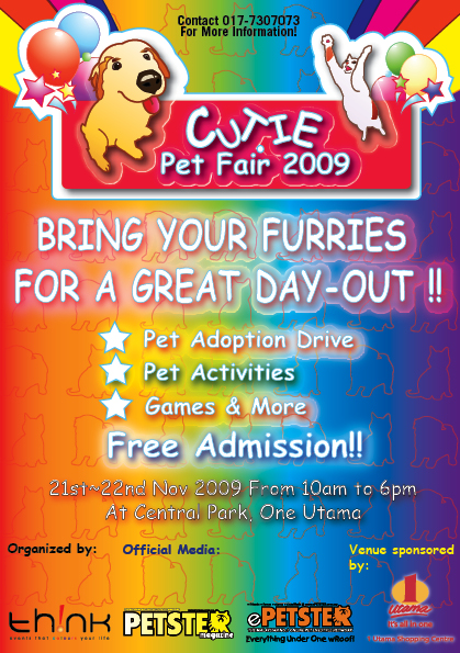 cutie pet fair
