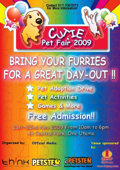 cutie pet fair
