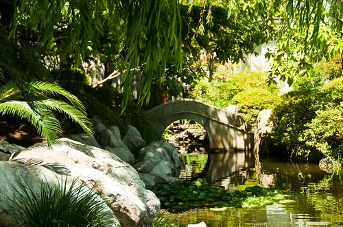 Chinese Garden in Darling Harbour
