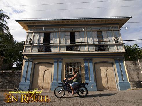 Villavicencio House Facade