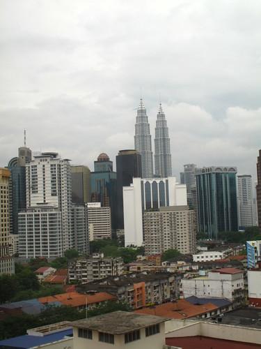 IMG_4990 KLCC , a view from Royale Bintang Hotel,Kuala Lumpur