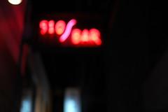 Shimo-kitazawa (personal note) Tags: christmas street xmas city pink blue light red urban reflection glass japan night train reflections stars star tokyo nikon purple market nippon  nightview burst  spiegelung 2009 setagaya shimokitazawa awaodori reflektion shimo backalleys shimokita kitazawa  setagayaku d40  tokyoga lightstar stellarlights