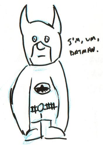 366 Cartoons - 298 - Batman