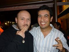 Jorge y yo