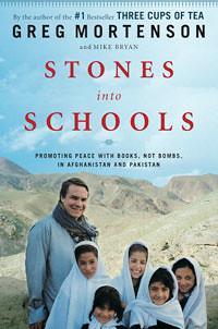 Greg Mortenson's Stones into Schools