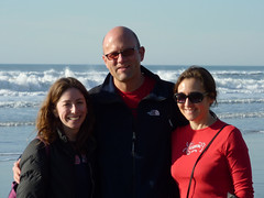 Samantha, Michael, and Annette @ Fort Funston (sagoldst) Tags: michael samantha fortfunston annette