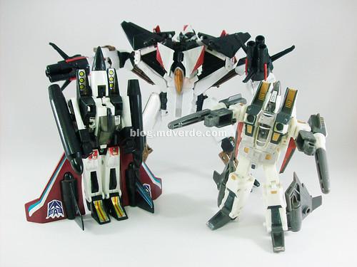 Transformers Ramjets modo robot