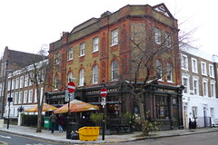 Picture of Swimmer At The Grafton Arms, N7 6AR