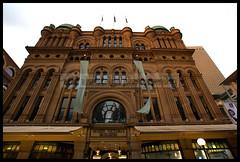 The Queen Victoria Building (F0t0Synth) Tags: sydney australia qvb queenvictoriabuilding