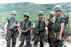 On Patrol (eks4003) Tags: me usmc dead bush war peace vietnam marines 1970 kia 19 patrol nam recon