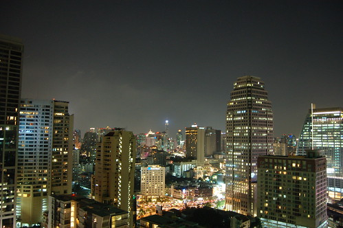 Nigth at Bangkok