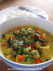 summer-curry (jeroxie) Tags: curryrecipe vegetariancurry howtomakecurry meatlessdaychallengemeatlessday currywithnococonutmilk lightcurryrecipe summercurry vegetariancurryrecipe